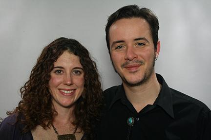 Elizabeth and Oliver