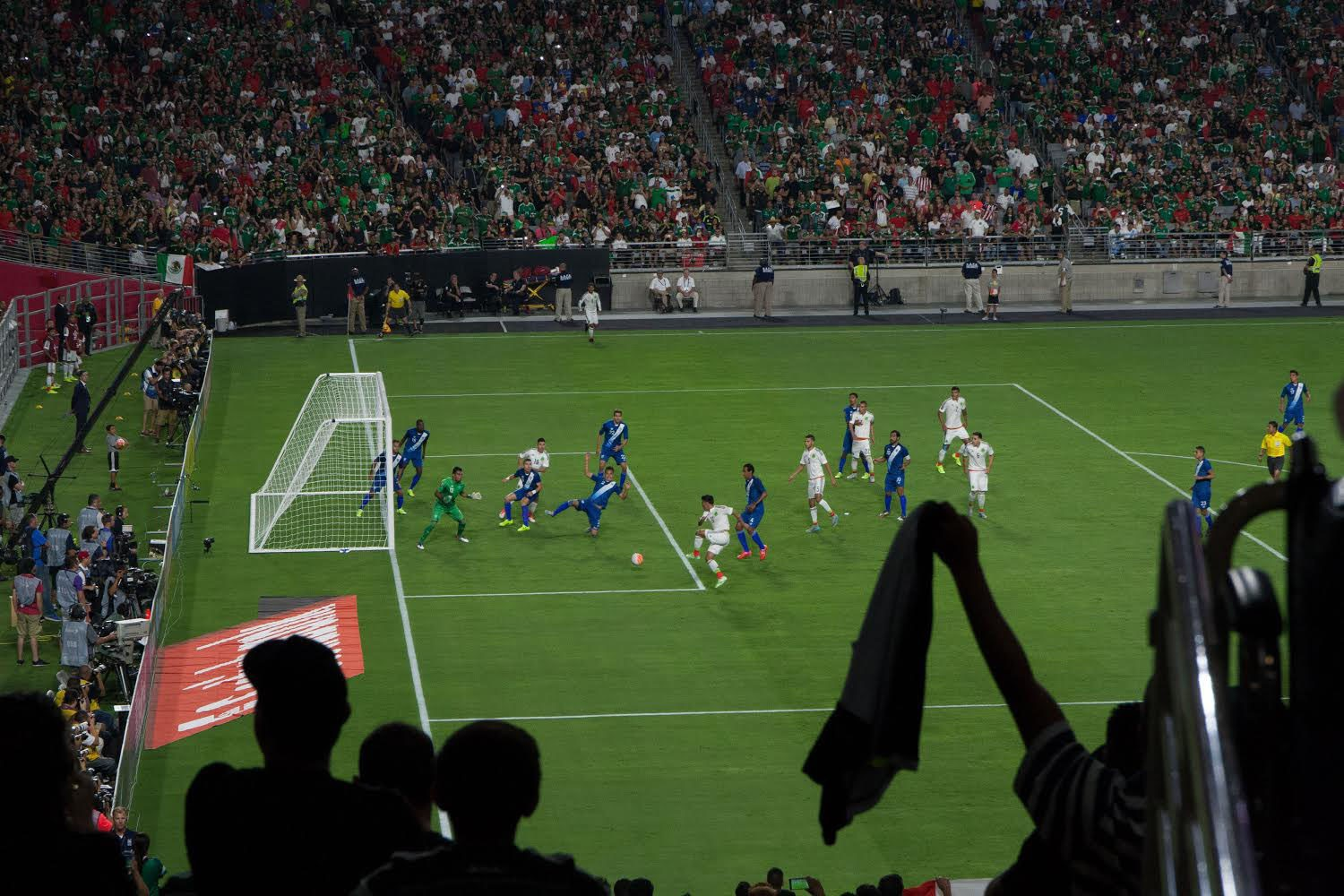 Mexico in CONCACAF 2015