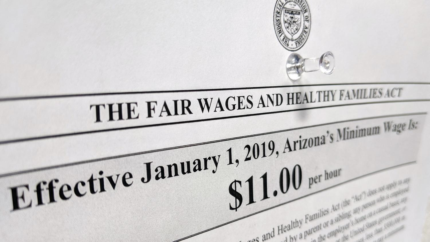 Arizona Holds Public Meeting On Subminimum Wages | Fronteras