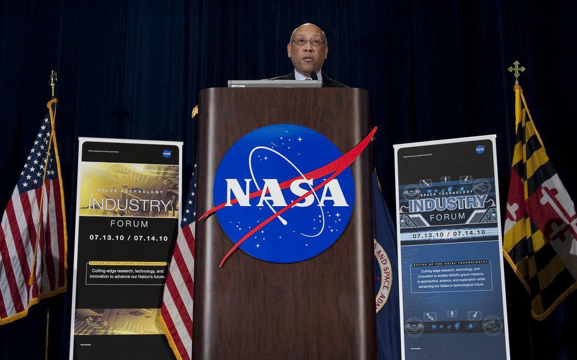 Carl Ray NASA