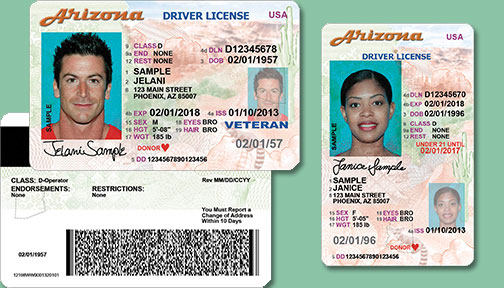 expired drivers license as photo id tsa