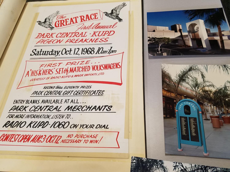 pigeon race ad
