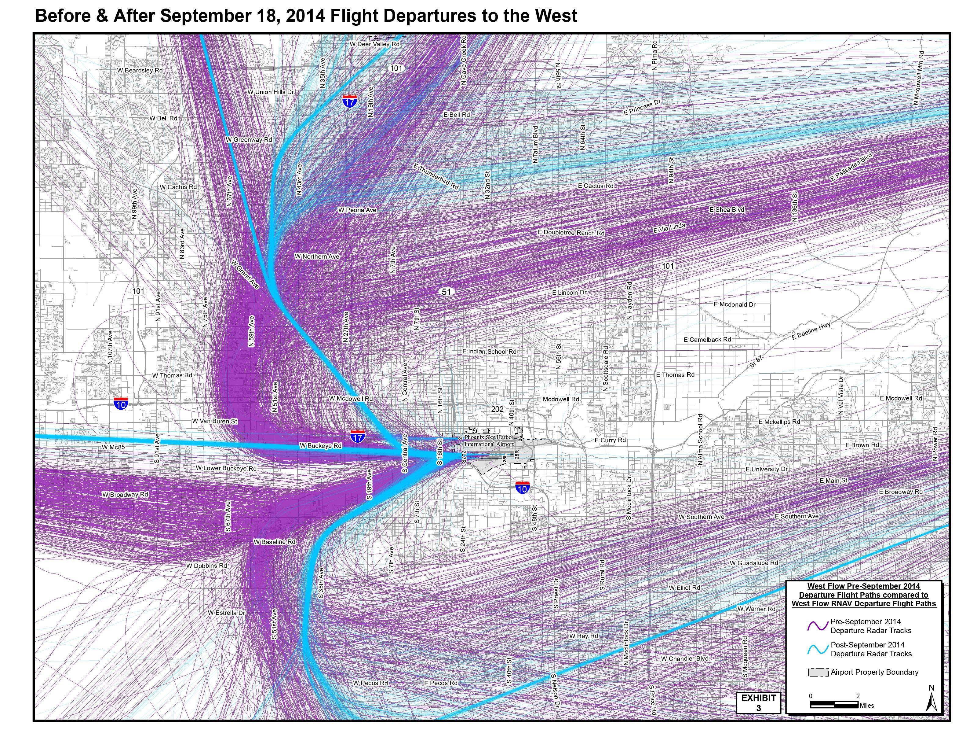 Faa Begins Community Meetings On Flight Path Changes