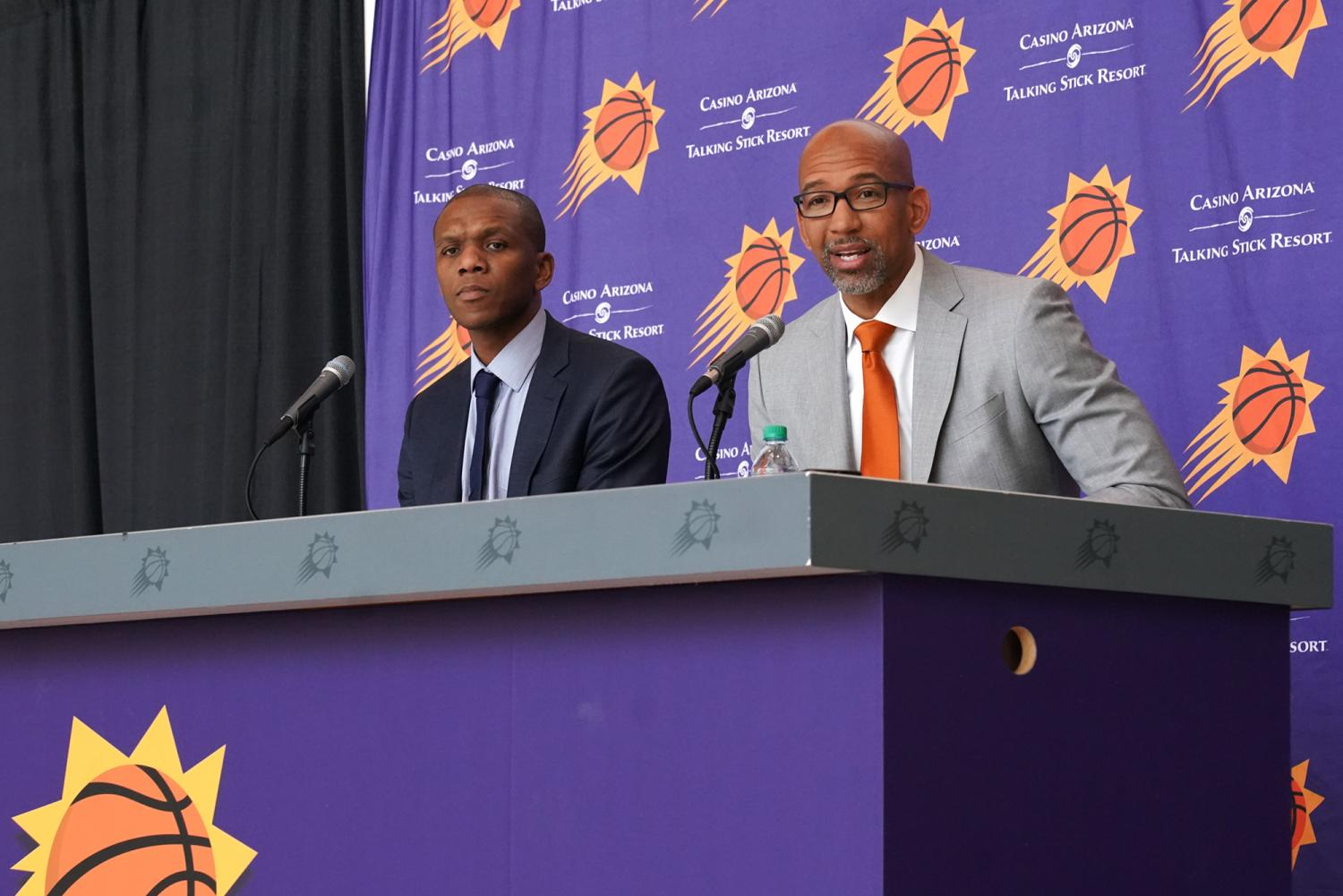 Phoenix Suns Monty Williams