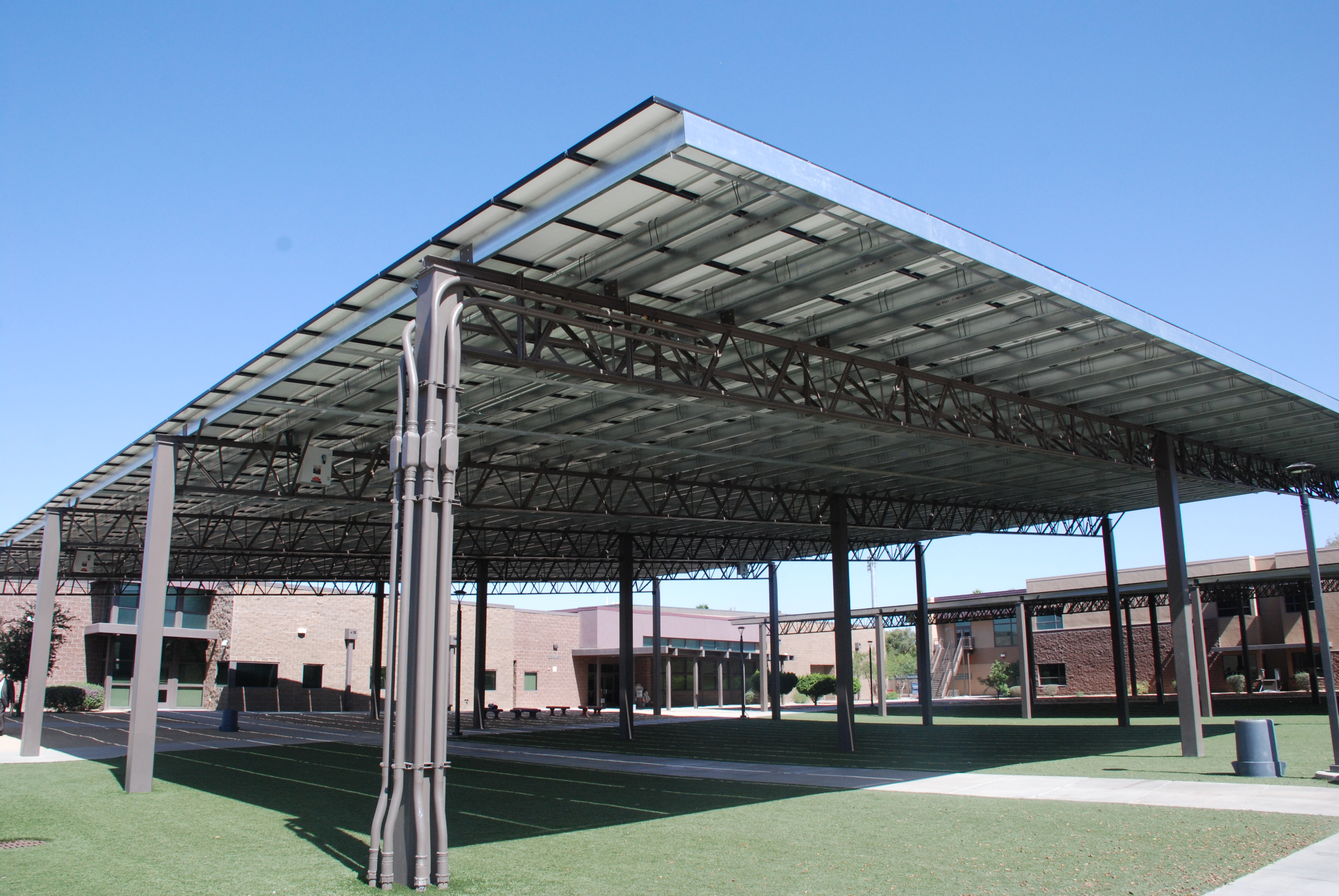 Arizona Schools Going Solar To Generate Energy Revenue Kjzz