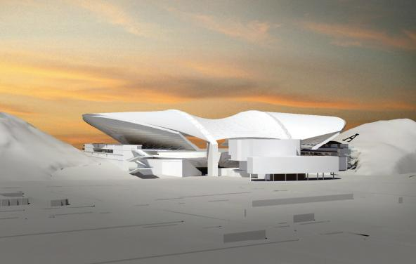 Sun Devil Stadium exterior