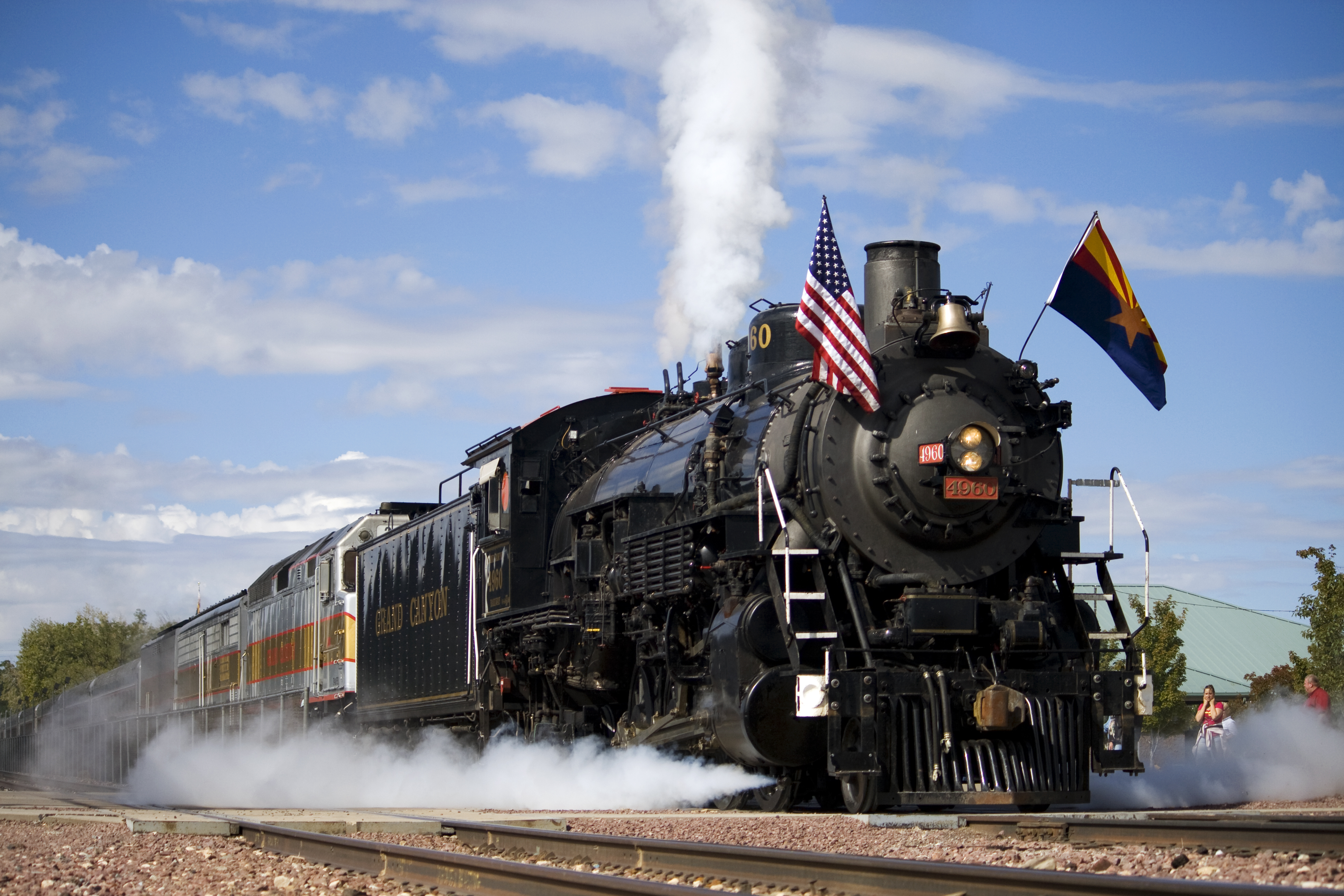 Arizona Steam Train Tours
