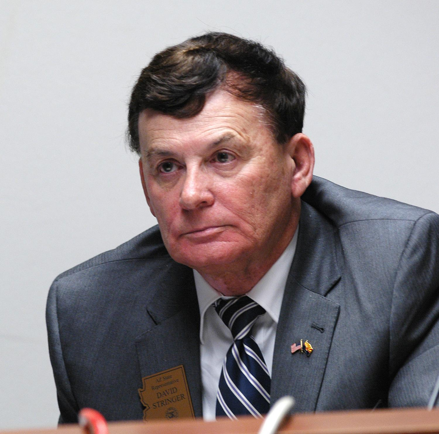 Rep. David Stringer
