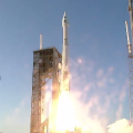 OSIRIS-REx lifts off