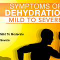 dehydration graphic