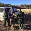 Border Patrol Arrests 4 At Humanitarian Aid Camp