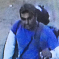photo of suspected arsonist, gunman