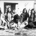 Women in traditional dress at Phoenix Indian School