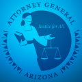 Arizona Attorney General's Office logo