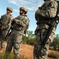 Arizona National Guard soldiers