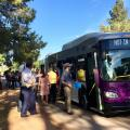 How A Bus Tour Could Help Transform Phoenix Light Rail Line