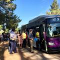 How A Bus Tour Could Help Transform Phoenix Light Rail Line
