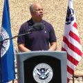 DHS Secretary Visits Nogales Detention Kids, While Crisis Gets Grilled On The Hill