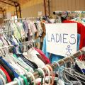 Ladies clothes for Yarnell donations