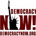 Democracy Now Teaser Logo