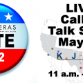 Fronteras Vote 2012 Special - LIVE - May 23, 11 a.m. - 1 p.m.