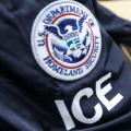 ICE agent badge