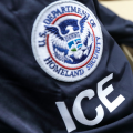 ICE agent badge