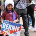 Bernie Sanders Stumps For David Garcia In AZ