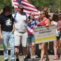 Patriot Movement AZ Restricted From Protesting Churches That Help Migrants