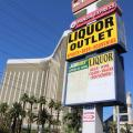 Las Vegas Boulevard Re-Opens To Car And Foot Traffic