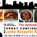 Splendid Table Turkey Confidential - Live Thanksgiving Day