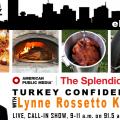 Splendid Table Turkey Confidential - Live Thanksgiving Day