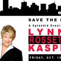Lynne Rossetto Kasper Visit - October 12, 2012