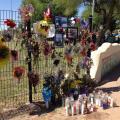 Baseball Field Dedicated in Fallen Officer