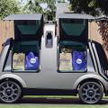 Nuro Driverless Vehicles Will Deliver Groceries