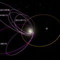 diagram of planet nine orbit
