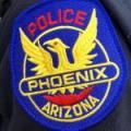 phoenix police patch
