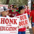 #RedForEd One Year Later: A National Perspective
