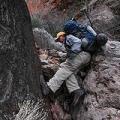 Close Calls: Hikers Survive Grand Canyon Rock Slide