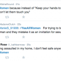 #YesAllWomen Gives A Voice To Everyday Sexism
