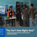 Rights Group: Screening For Asylum Seekers Is Flawed