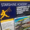 StarShine Academy's website