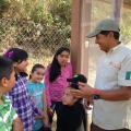 Mexican Butterfly Enthusiast Uses Education To Promote Protection Of The Monarch