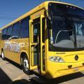 bus in El Paso