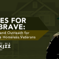 Homes For The Brave: Obstacles And Outreach For Homeless Vets