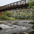 From neon orange to chocolate brown: The West's unluckiest river takes a beating