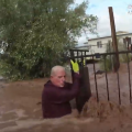 Apache Junction Man Rescued From Flood Waters Thanks Officers
