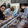 ASU Students Compete In Hyperloop Challenge