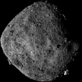 Hydrated Materials Found On Bennu Asteroid