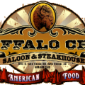 buffalo chip saloon logo